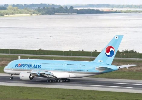 You can transfer Chase Ultimate Rewards to Korean Air to book awards aboard the A380.