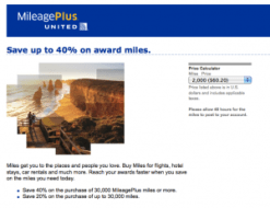 Saturday Recap: United, Aeroplan and Club Carlson Bonuses, 25,000 American Miles, BMI Closing, Fairmont Airline Partner Bonuses