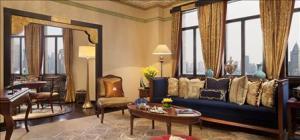Fairmont Peace Hotel.