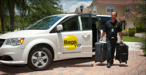 United has teamed up with BagsVIP to offer a new baggage delivery service.