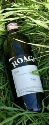 Roagna's traditional wine, Barbaresco Pajè.