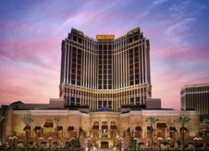 The Palazzo Las Vegas.