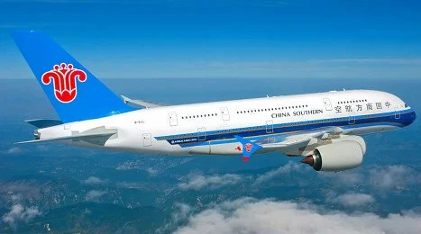 You can use Delta SkyMiles to fly the China Southern A380.
