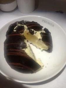 Vanilla Bean Crunch Ice Cream Truffle