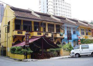Old Houses Kuala Lumpur