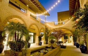 La Encantada has the best luxury shopping in Tucson.