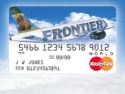 Frontier card