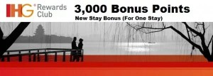 Earn 3000 IHG Reward Points.