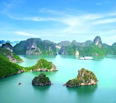 Take a 2 night or 3 night cruise through Halong Bay.