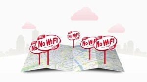 Free no wifi