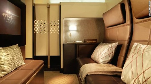Etihad's Residence suites will be like nothing you've ever seen before.