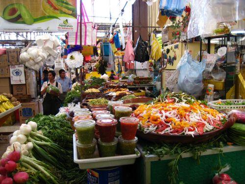A foodie's paradise: The Mercado de San Juan