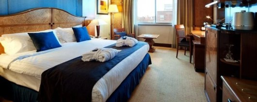 The Radisson Blu Portman in London