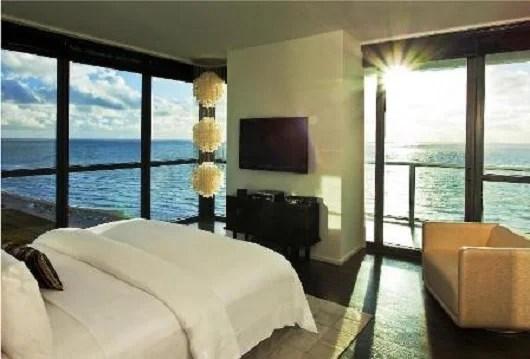Starwood Hotels Los Angeles Beach