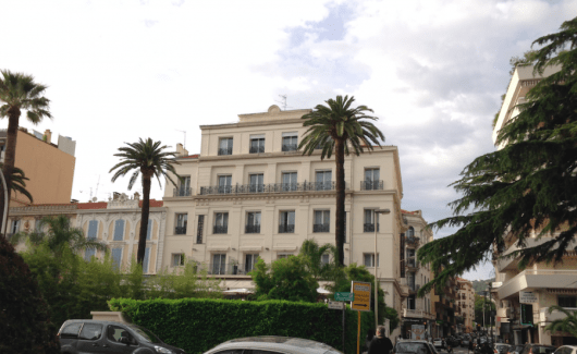 Hotel La Canberra in Cannes