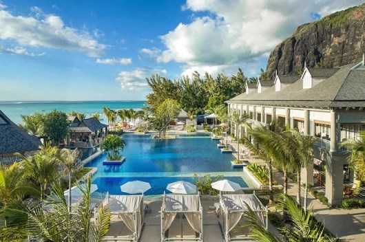 Win a trip to the St. Regis Mauritius