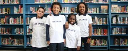 If you donate to United Way, you can earn bonus Delta Skymiles and contribute towards education