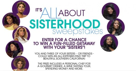 Win a trip for four to Southern California