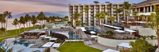 The Andaz Maui is a great hotel to redeem your suite upgrade awards.
