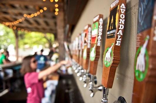 Beers full of character on tap at Avondale