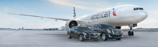 Get 7,500 AAdvantage miles for test driving a Cadillac