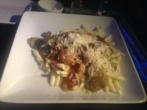 Rubbery pasta, anyone?