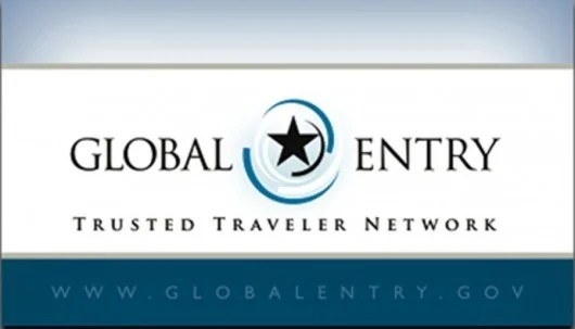 This card offers a $100 free reimbursement for Global Entry.