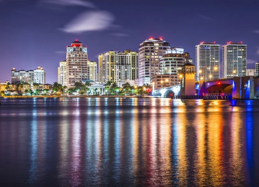 Win a trip to Palm Beach, FL. Photo courtesy of Shutterstock