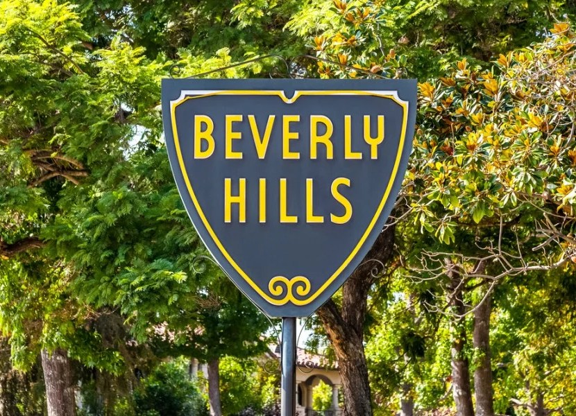 Win a trip to Beverly Hills, California. Photo courtesy of Shutterstock.