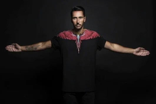 Cedric Gervais rings in 2015 in Philly.