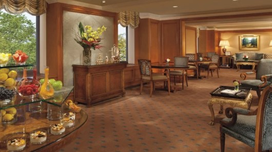 The Club Lounge at The Ritz-Carlton New York, Central Park