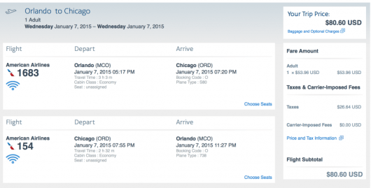You could even book a cheap same day mileage run for $80.