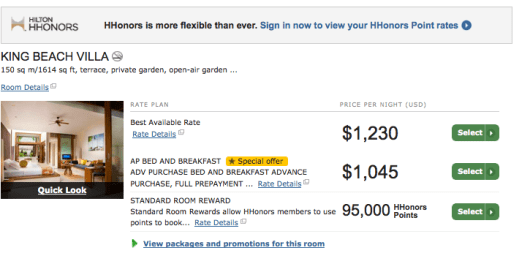 High-value Hilton redemptions can be a great way to use your Amex points.