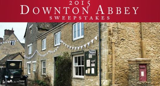 Win a trip to see the set of Downton Abbey