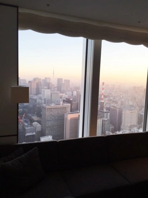 A little sunrise with your Tokyo, anyone?