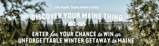 The Maine Thing
