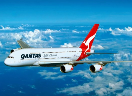 For the second year in a row, Qantas has been named the world's safest airline by aviation website AirlineRatings.com.