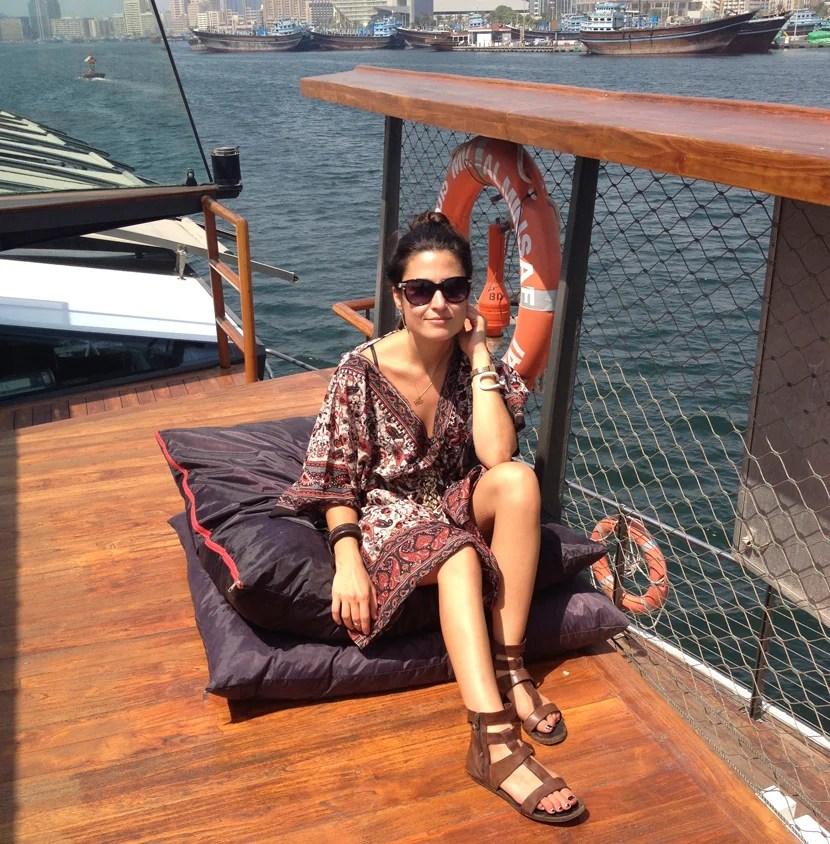 Dubai Creek Cruise