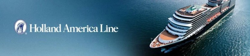 Win a cruise from Holland America Cruise Line