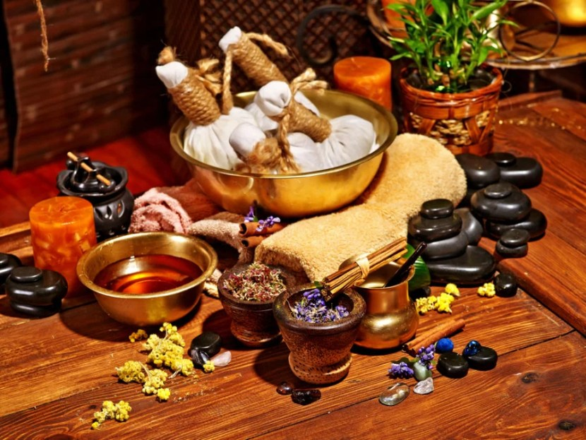 The ancient art of ayurveda will do wonders for your mind, body and soul. Photo courtesy of Shutterstock.