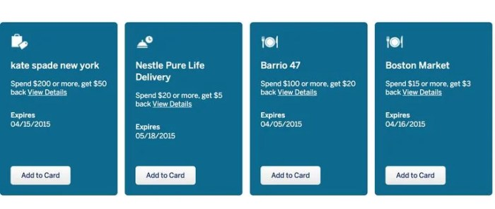Amex Offers 2