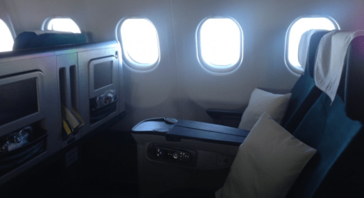 I've flown Aer Lingus Business Class in the past