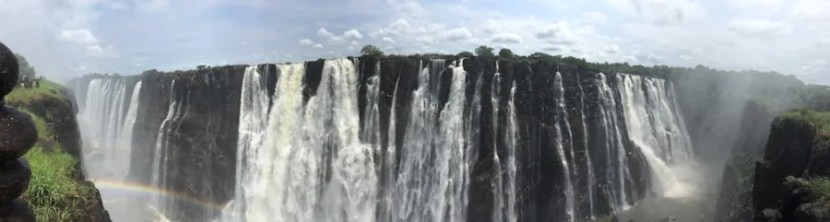 Most folks come to Zambia to visit Victoria Falls. Photo credit: Eric Rosen.