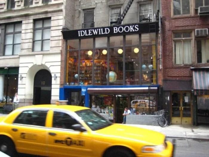 Courtesy of Idlewild Books