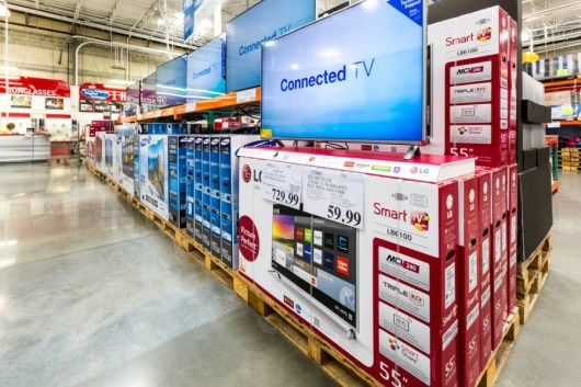 Big box giant Costco signs agreement with Citi. Photo courtesy of Shutterstock