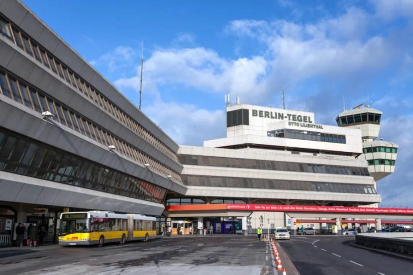 Tegel Airport (photo courtesy of Maciej Bledowski via Shutterstock)