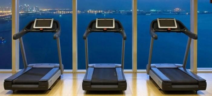 Talise fitness at Burj Al Arab Jumeirah is a luxury experience
