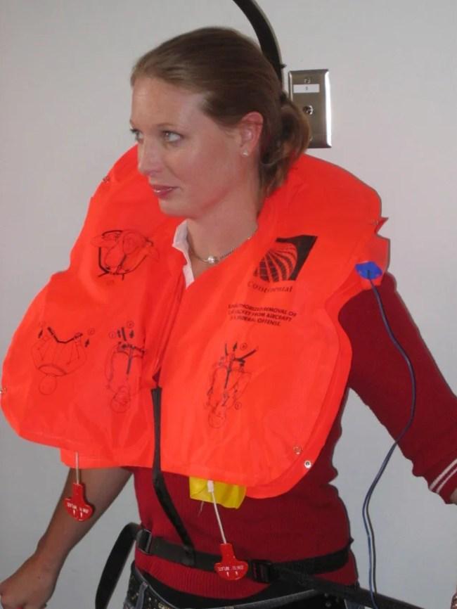 flight attendant safety training