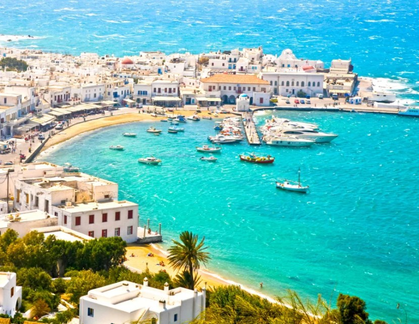 Mykonos will be one of the stops on OCCS' Greece 2015 itinerary. (Photo courtesy of Shutterstock)
