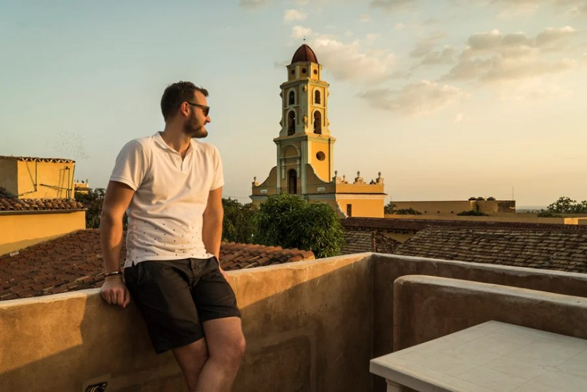 Cuba's a great place for history buffs. Photo by Julio Gaggia.